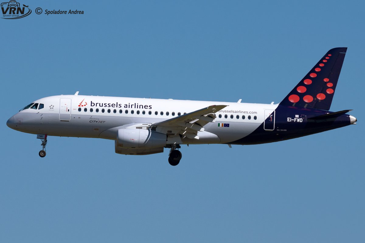 20170626-EI-FWD-BRUSSELS AIRLINES (CITYJET)-VCE-SPOLADORE ANDREA
