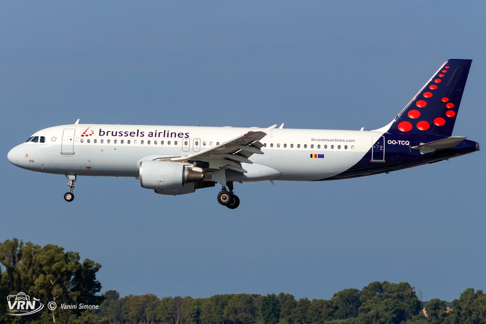 20180824-OO-TCQ-BRUSSELS AIRLINES-FCO-VANINI SIMONE
